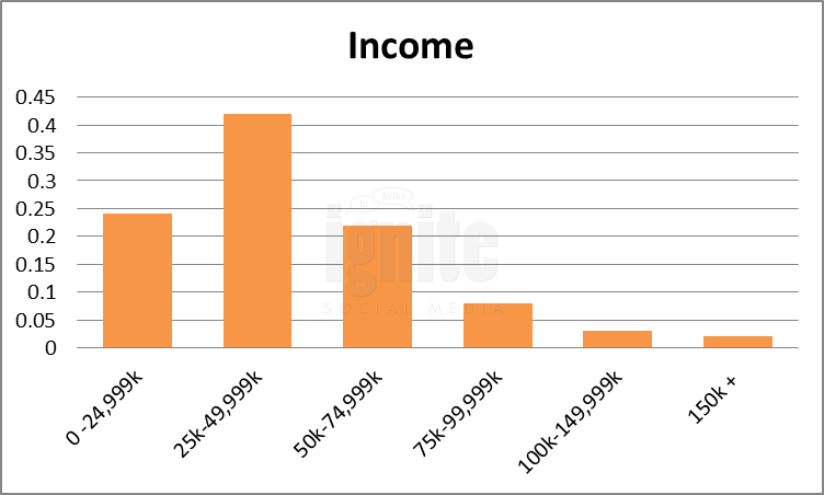 Salary Breakdown For Netlog